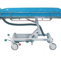 Hydraulic Variable Height Shower Trolley | OCEA