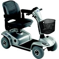 Mobility Scooter | Invacare Leo
