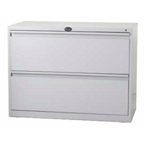 Medical Records Storage Cabinet | Profile 2 Drawer Lateral Filing