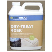 "Surface Sealer | DRY-TREAT 40SKâ""¢ Surface Consolidator"