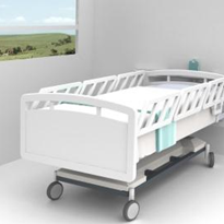 High Risk of Fall Bed Monitor - Dual Beam | Wall Mounted