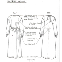 General Practice Gowns | Barrier Gown