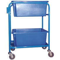 Order Picking Trolleys | Single Tub