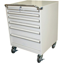 6 Drawer Mobile Tool Cabinet | 725mm Wide