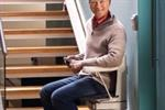 Straight Stair Lifts | Solus