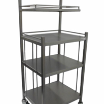 Infection Control Trolley - SP407