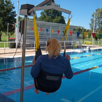 Universal Pool Sling Hoist Lifting Aid