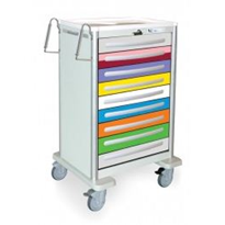 Aluminium Pediatric Carts | Waterloo UXGLA-9PEDS