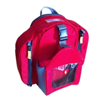 AED/ Defibrillator Backpack | APL Healthcare