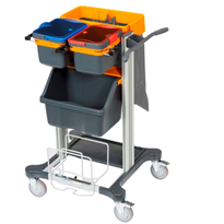 TASKI Mini Open Trolley