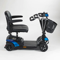 The Invacare® ColibriTM: The route to effortless & safe driving