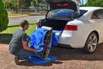 "Wheelchair Boot Slider | As seen on ABC ""The New Inventors"""