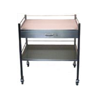 Instrument Trolley | 1 - Drawer Stainless Steel Trolleys