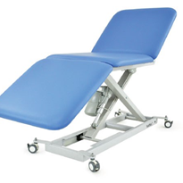 All-Electric Exam Couch with Castors | Universal GP | Healthtec LynX