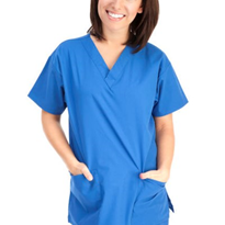 Medical Scrub | Unisex V Neck Theatre Top | MET.102