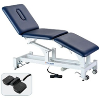 3-Section Treatment Table | Metron Elite