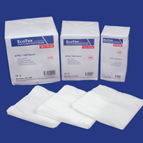 EcoTex® Non-Sterile Cotton Gauze Swabs (01 Series)