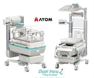 Innovation in neonatal: Dual Incubator and Infant Warmer.