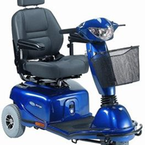Electric Mobility Scooter | Invacare Auriga