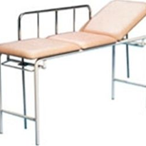 Examination Couch with Double Back Rest