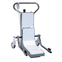 Battery Powered Hospital Bed Mover | EVO MOVER