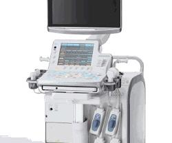 The Hitachi-Aloka F75: innovation in diagnostic ultrasound equipment.