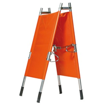 Emergency Stretcher - DUAL FOLD