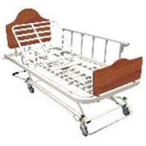 Adjustable Hospital Bed | The Lo/Lo Bed