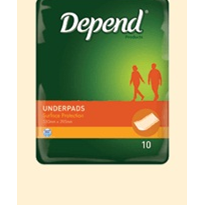 Absorbent Incontinence Underpads for Men | Depend
