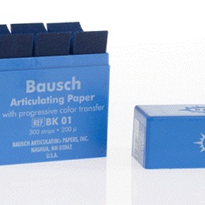 Dental Articulating Paper | Bausch 200µ
