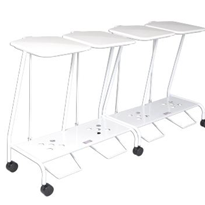 Linen Trolley | Soiled Triple SLT 357 / 357SS