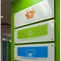 Healthcare Signage & Graphics