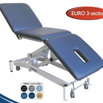 3-Section Examination Table | MetEuro Electric 200kg