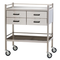 Dressing Trolley 4 Drawer | DT 804