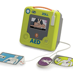AED 3 with Adult/Child Mode and WiFi Enabled | Semi-Automated | ZOLL