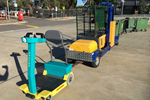 NEW Stand-on/Seated Tug Mover | Drover