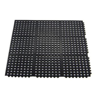 Interlocking and Linking Rubber Mats
