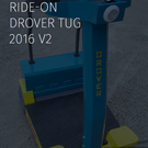 Standing Tug Mover v2 | Ride On - 2016 New Release
