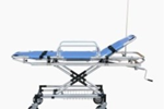 Hospital Emergency Bed | Height Adjustable | Rescuer