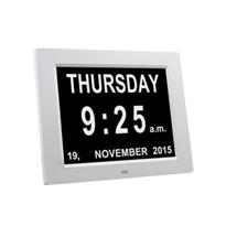 NEW!! Dementia Day Clock, Digital Calendar | Redbank Medical Group