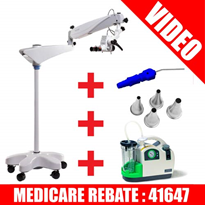 Large Medicare Rebate | Ear Toilet Package