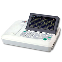 Digital Six Channel ECG | EM301A | ECGEM601 | Zone Medical