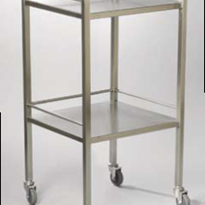 Instrument Trolley with Rails