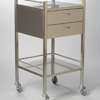 Instrument Trolley - Two Drawers