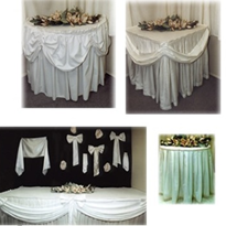 Table Skirting & Valances