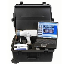 Flight Case Portable Xray Kit