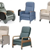 Recliners | Hill-Rom - Four Position