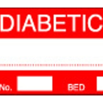 Diabetic Labels