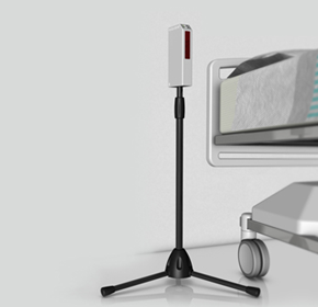 Patient Bed Monitor | Free Standing