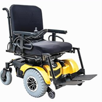 Power Chair | Quantum 1450